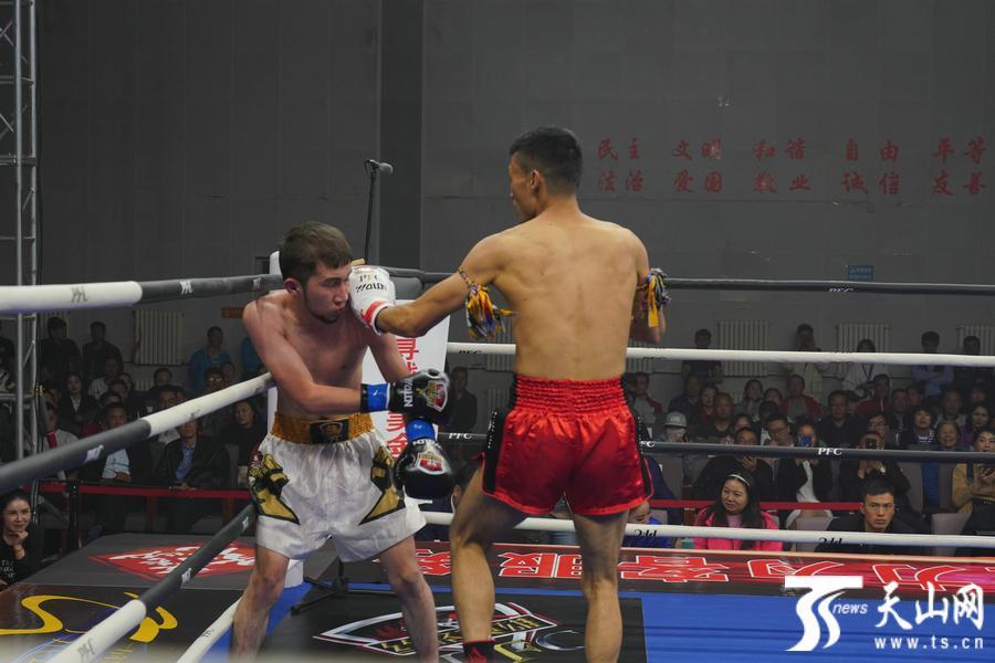 丝路英雄&终极勇士世界格斗冠军赛在克举行