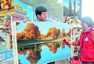 """""""中国旅游日""""新疆开展187项文旅活动"""