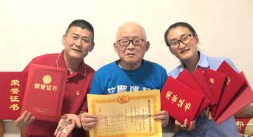 """【我和我的祖国】祖孙三代""""建""""证时代发展"""