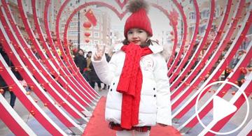 新疆各族儿女同唱一首歌