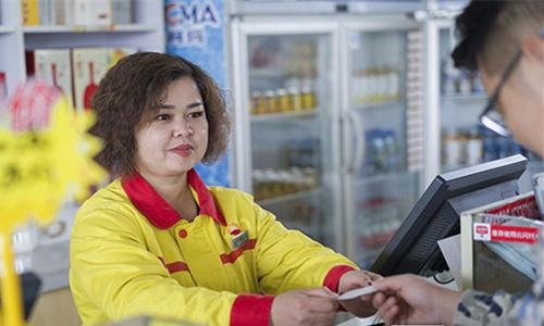 中石油新疆乌鲁木齐销售公司:礼赞最美劳动者