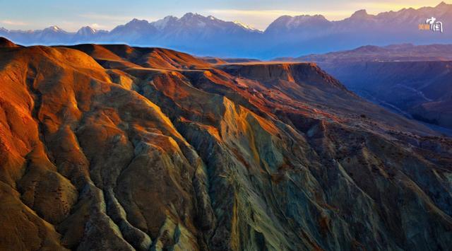 新疆红山大峡谷_每日一景丨新疆塔城:安集海大峡谷-天山网 - 新疆新闻门户