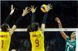 中国女排轻取保加利亚获两连胜