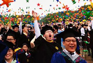 畢業啦,未來你好!