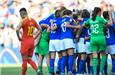 中国女足0:2负意大利止步16强