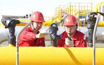 新疆为中国最大储气库打底气