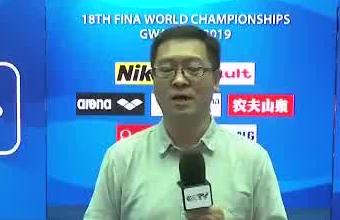 [游泳]杨烁:中国队冲击世锦赛女子3米板十连冠