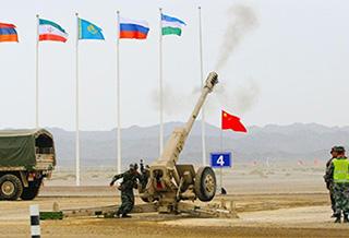 """六国""""军械能手""""齐聚新疆库尔勒 一决高下"""