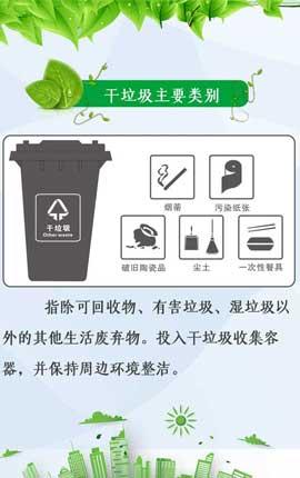 这些垃圾你会分类了吗?