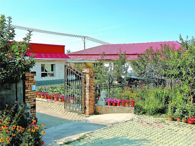 来新疆村落寻找梦中的牧歌田园