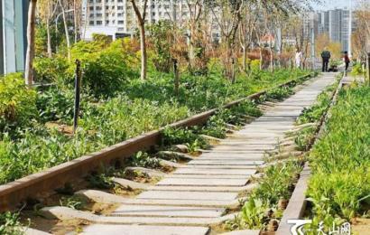 乌鲁木齐市首座铁路主题公园落成