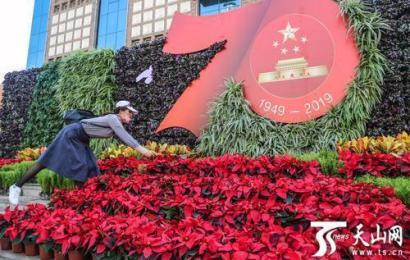 650万盆!乌鲁木齐市启动花卉赠社区活动