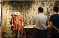 丹麦王公贵族织绣品展在京开幕