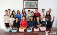 工作队开展教师节联谊活动