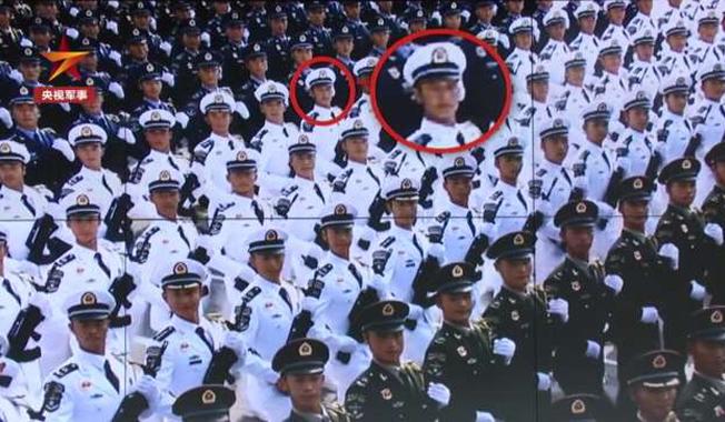 【庆祝国庆】感动!新疆精河小伙塔斯洪的阅兵故事