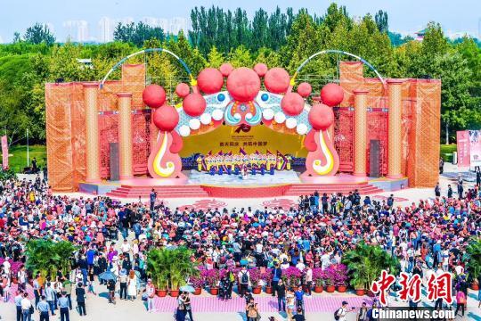2019中国戏曲文化周现场盛况 主办方供图