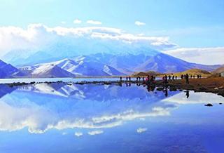 【新疆是個好地方】帕米爾高原秋色美