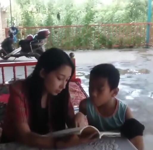 辅导孩子学习
