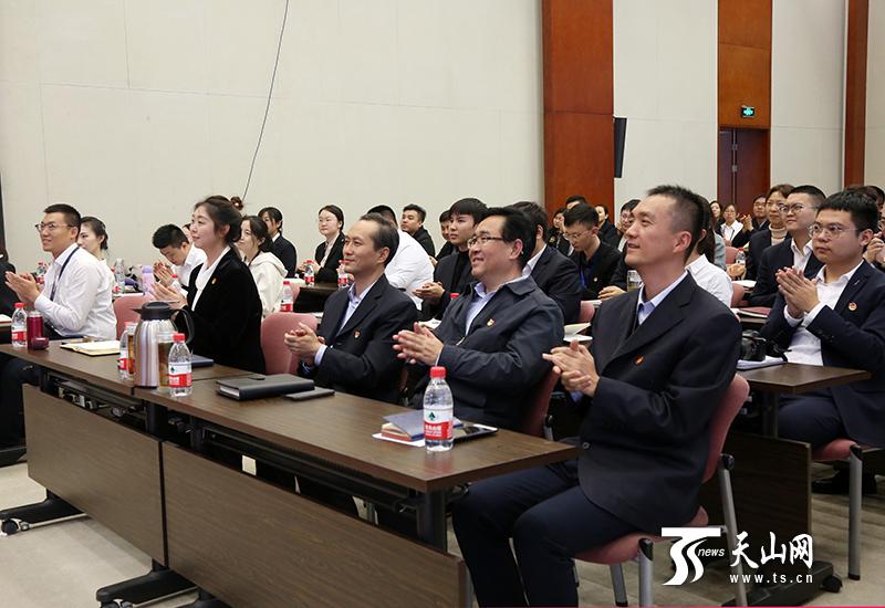 新疆空管局举办2019年度第二期青年学堂