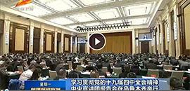 中央宣讲团报告会在乌鲁木齐举行