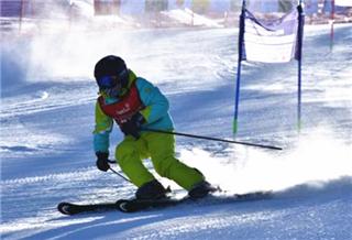 滑雪吧,少年!