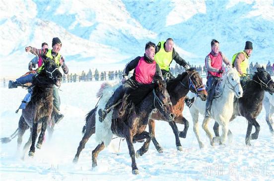 【新疆是个好地方】冰雪文化盛宴