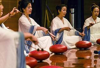 烏魯木齊:中華優秀傳統文化進校園