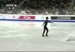 [花滑]金博洋位列第五 陈巍总决赛三连冠