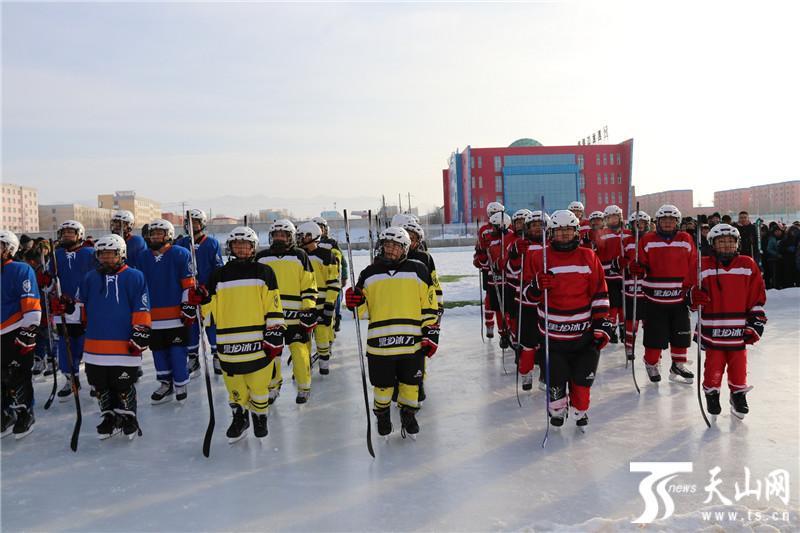 """富蕴县:青少年冰雪运动项目让冰雪资源""""活""""起来"""