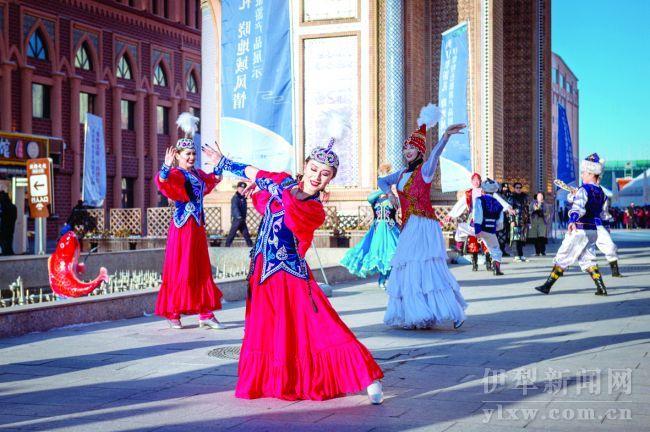 伊犁冬春季旅游系列活动启动