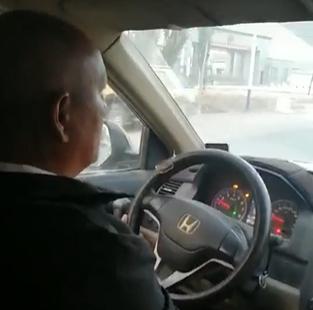 我是老司机,开车不累的