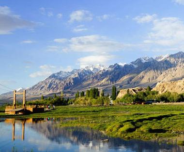新疆帕米爾旅游區擬升級5A
