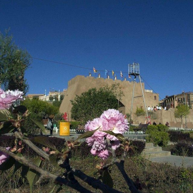 喀什古城景区