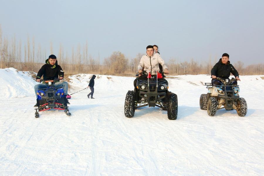 庫車市:發展冬季旅游 助力經濟發展