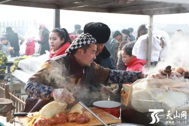 新和縣漢西域都護府美食文化節開幕