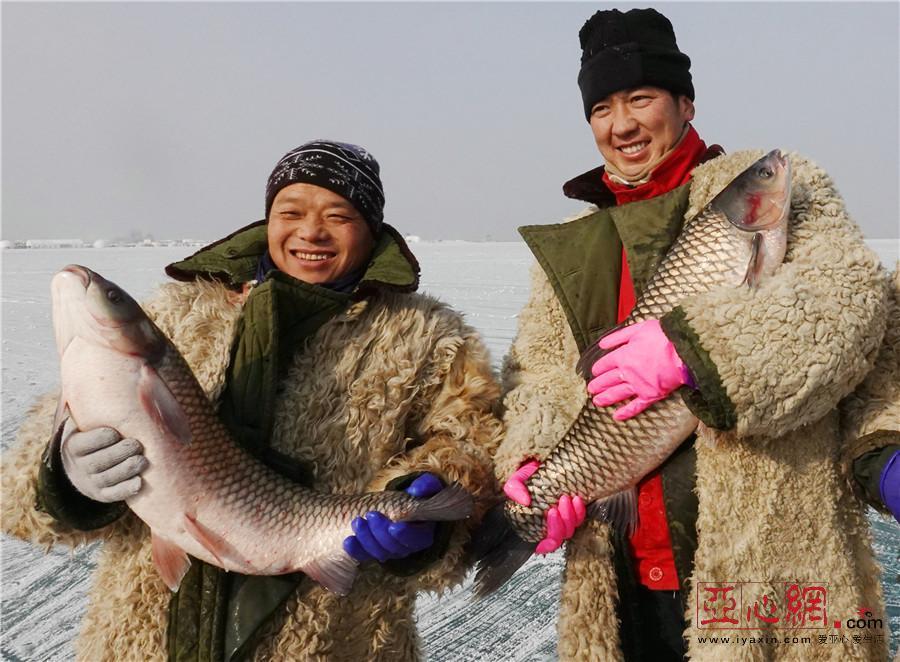 【高清组图】博湖县第十二届冰雪节开幕