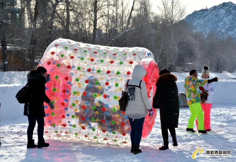 阿勒泰市桦林·冬奥冰雪季开园