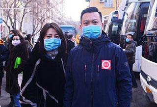 """夫妻双双报名驰援武汉:""""我们希望战斗在一线"""""""
