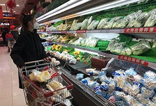 九鼎:積極組織蔬菜貨源,全力保障市場供應