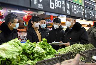 新疆市场监管系统开展疫情防控专项检查