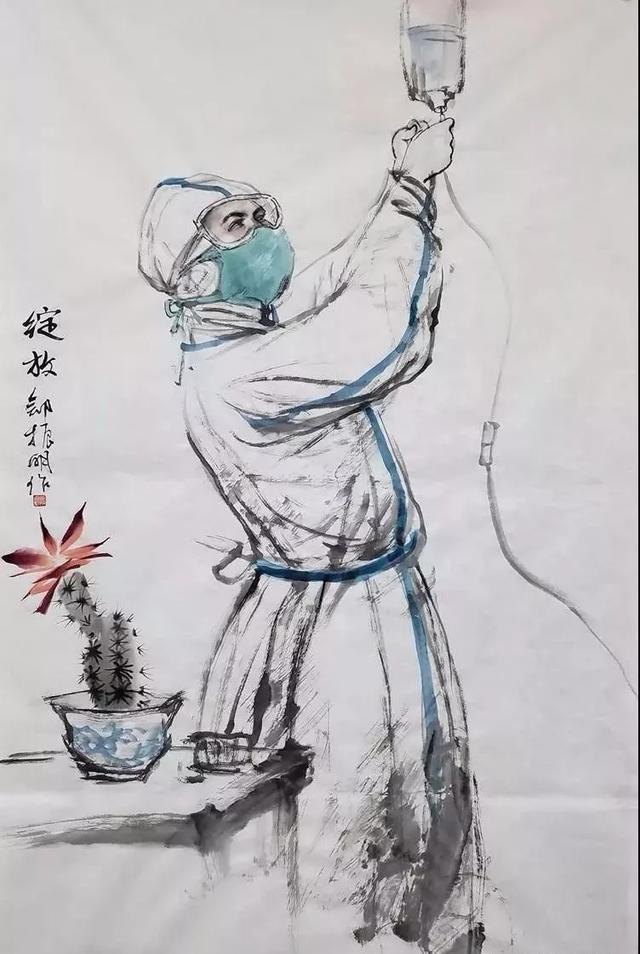 """致敬最美逆行者:新疆文联启动""""阻击新型冠状病毒感染的肺炎疫情"""
