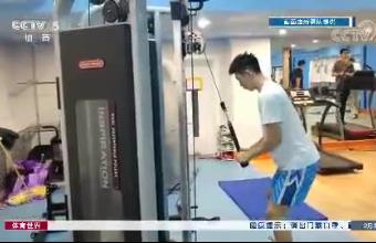 闭关训练 新疆男篮防疫备战两不误