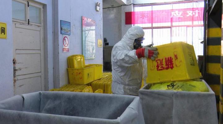 [推荐]宁夏中卫市严格规范处置废弃口罩