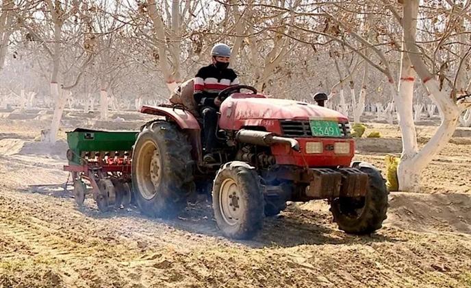 喀什各地有序推进春耕备耕工作