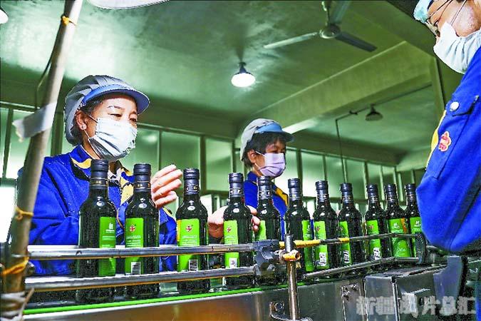 【众志成城 打赢疫情防控阻击战】新疆七一酱园酿造有限公司:保供应