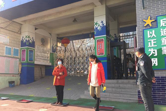 3月23日开学,新疆各学校准备好了