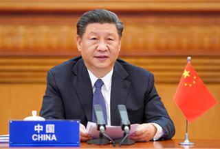 习近平出席二十国集团领导人特别峰会