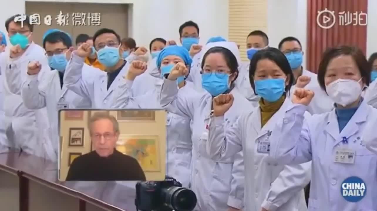 中国问题专家罗伯特·库恩:疫情面前 中美合则两利