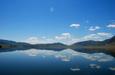 春日的伊雷木湖