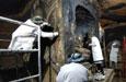 須彌山石窟壁畫百年來首次修復保護
